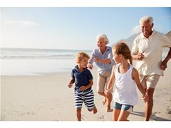 Young Grandparent Couple Required for a Mitsubishi Stills Shoot