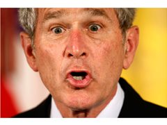 George W. Bush Impressionist Needed