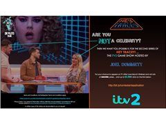 Confident, Energetic Contestants Wanted for Exciting ITV2 Gameshow