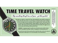 Crew Wanted for 'Alexa and the Time Travel Watch'