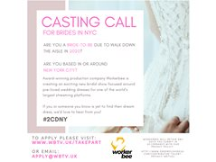 New Wedding Dress Show - Second Chance Dress New York
