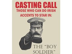 Irish Accents/Actors Needed for a Graduate Podcast