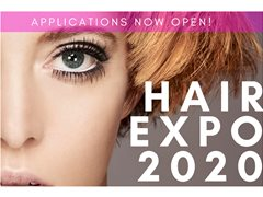 HAIR EXPO 2020 - Applications NOW OPEN