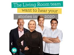 Australian Families Wanted for Ten's The Living Room!