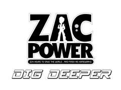 """Various Actors Required for Dramatisations in a """"Zac Power"""" Documentary"""