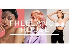 Become One of FREELANCE HOUSE's Newest Faces!