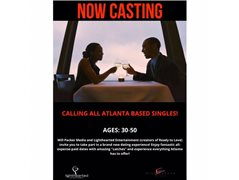 Calling all Atlanta Singles ages 30-50!