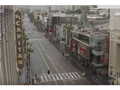 Drone Footage of Empty Streets Needed