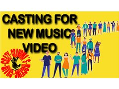 Actors (F/M) Required for Music Video (Worldwide)