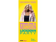 Teens Wanted for New BBC Series 'Mimi on a Mission - Lockdown Party