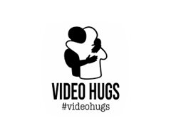 Present a Video-hug and Help People Through the Lockdown