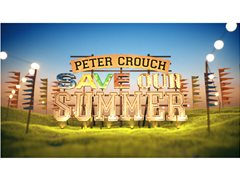 Families, Couples or Friends Wanted for 'Peter Crouch: Save Our Summer'