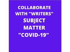 Collaborate with Two Writers for COVID-19 Short Script