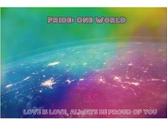 Pride: One World Singers, Drag Performers, Bands and Rappers Wanted