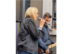 Looking for a Singer/Keyboardist/Guitarist for Busking and Gigs!