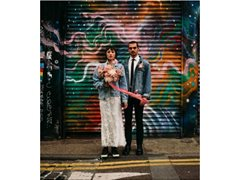 Real Couple Needed for Simple Urban Elopement Shoot