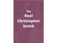 Screenwriter for ''The Real Christopher Smith'' Required for Collaboration