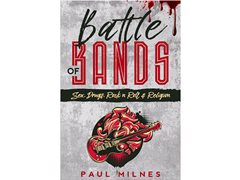 Social Media Influencers for Book Called 'Battle of Bands'