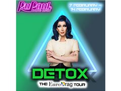 Dancer + Choreographer needed for England Tour with Detox
