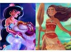 Actors Required to Accurately Portray Princess Characters