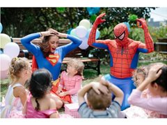 Children's Party Entertainers on the Gold Coast