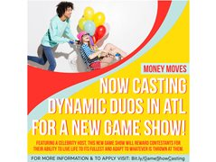 Now Casting Dynamic Duos in Atlanta