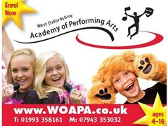 Singing, Dance and Drama Tutors Required - Oxfordshire