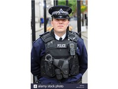 1 Extra - Policeman Role, Police Outfit Required Wednesday 29th