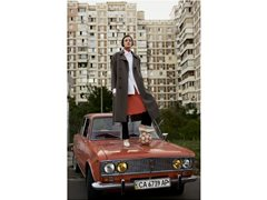 TFP Street Fashion Photoshoot - Must have a Cool/Classic Car