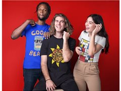 Young and Fun Influencers Wanted to Promote New British Apparel Brand