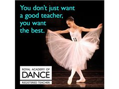RAD Ballet Teacher - Temporary Cover Required - Surrey