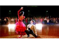 Two Ballroom/Latin Dancers for Music Video Collaboration