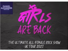 Female Rock Vocalist Wanted for All Female Rock Show