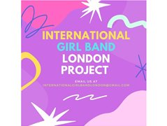 New Girl Band - London Project