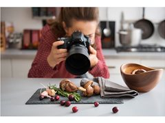 Food Photographer Required for Commercial Shoots