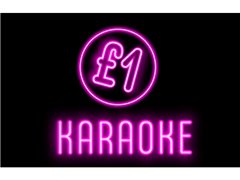 Karaoke Lovers Needed for Karaoke Themed Student Pilot - '£1 KARAOKE'