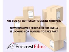 Enthusiastic Families Wanted for Channel 4 Show