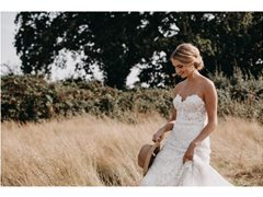 Bridesmaid Model for Styled TFP Shoot in Cambridge - 5th September