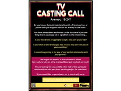 Participants Wanted for TV Road Trip Reality Show