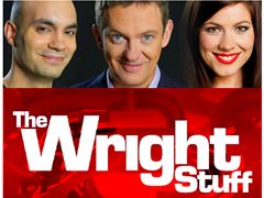 Channel 5's 'The Wright Stuff' & 'Live with...' - live studio opportunities