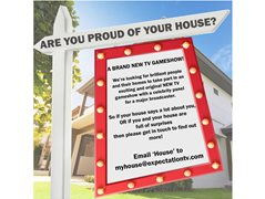 Are You Proud of Your House? New BBC One Gameshow Needs Participants