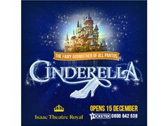 Singers and Dancers Required for Ensemble of Cinderella