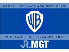 TV Show (Warner Bros) Real Families NSW - Highly Confidential