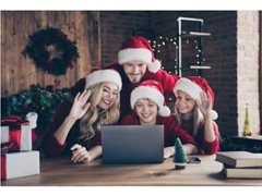 Santa Clause, Mrs Clause & Elves Required for Online Video Calls