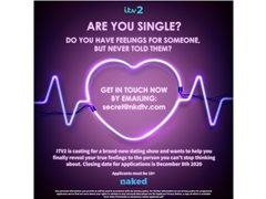 Casting for Brand New ITV2 Dating Series