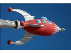 Kids Wanted for Creative Content - Make Your Own Space Ship! Up to $150