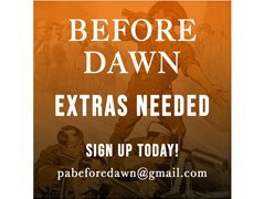 """""""Before Dawn"""" ANZAC Extras Needed for Feature Film Collaboration"""
