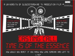 Two Lead Actors & Two Supporting Roles in Student Drama Short Film