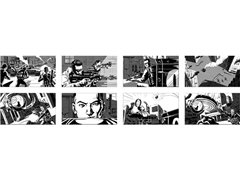 Storyboard Artist for Short Animation About Space Migration (50 Shots)