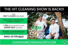 Houses Wanted for Deep Cleaning TV Show